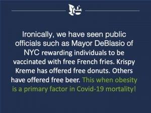 Free Stuff for COVID Vaccine